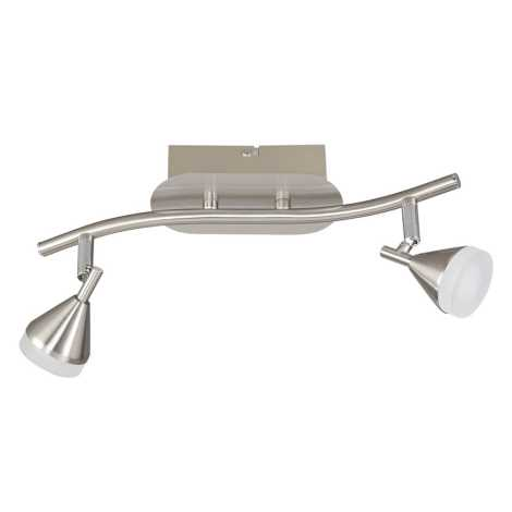 Wofi 7796.02.64.0000 - LED Lampa spot CAMERON 2xLED/5W/230V