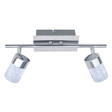 Wofi 7806.02.01.1000 - LED Lampa spot MAAR 2xLED/5W/230V