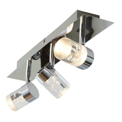 Wofi 7806.03.01.0044 - LED Lampa spot MAAR 3xLED/5W/230V